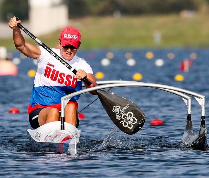 Краснодарская спортсменка Лариса Волик выиграла золотую медаль в первый день чемпионата мира по гребле на байдарках и каноэ спорта лиц с ПОДА