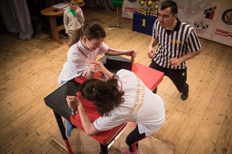Спортсмены из Ярославской области доминировали в Кубке России по армспорту среди слепых