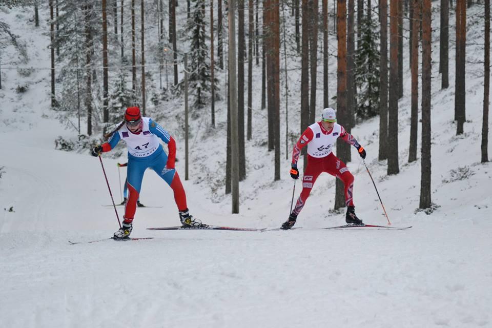 В г. Вуокатти (Финляндия) завершился первый этап Кубка мира соревновательного сезона 2014-2015 г.г. по лыжным гонкам и биатлону спорта лиц с ПОДА и спорта слепых