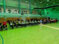 В Тульской области стартует 2 этап чемпионата России по регби на колясках, проводимый Всероссийской федерацией спорта лиц с ПОДА