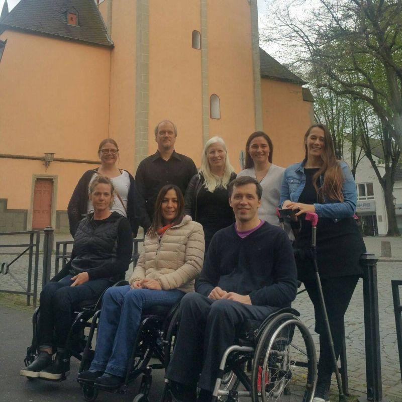 М.Б. Терентьев в г. Бонне (Германия) принял участие в заседании Совета Спортсменов МПК