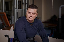 #trainingtogether with the World champion, the prize winner of the European championships in Para Shooting among PI Athletes Andrey Kozhemyakin