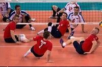 На чемпионате Европы в Польше российская женская сборная по волейболу сидя заняла первое место, российская мужская сборная  - второе место