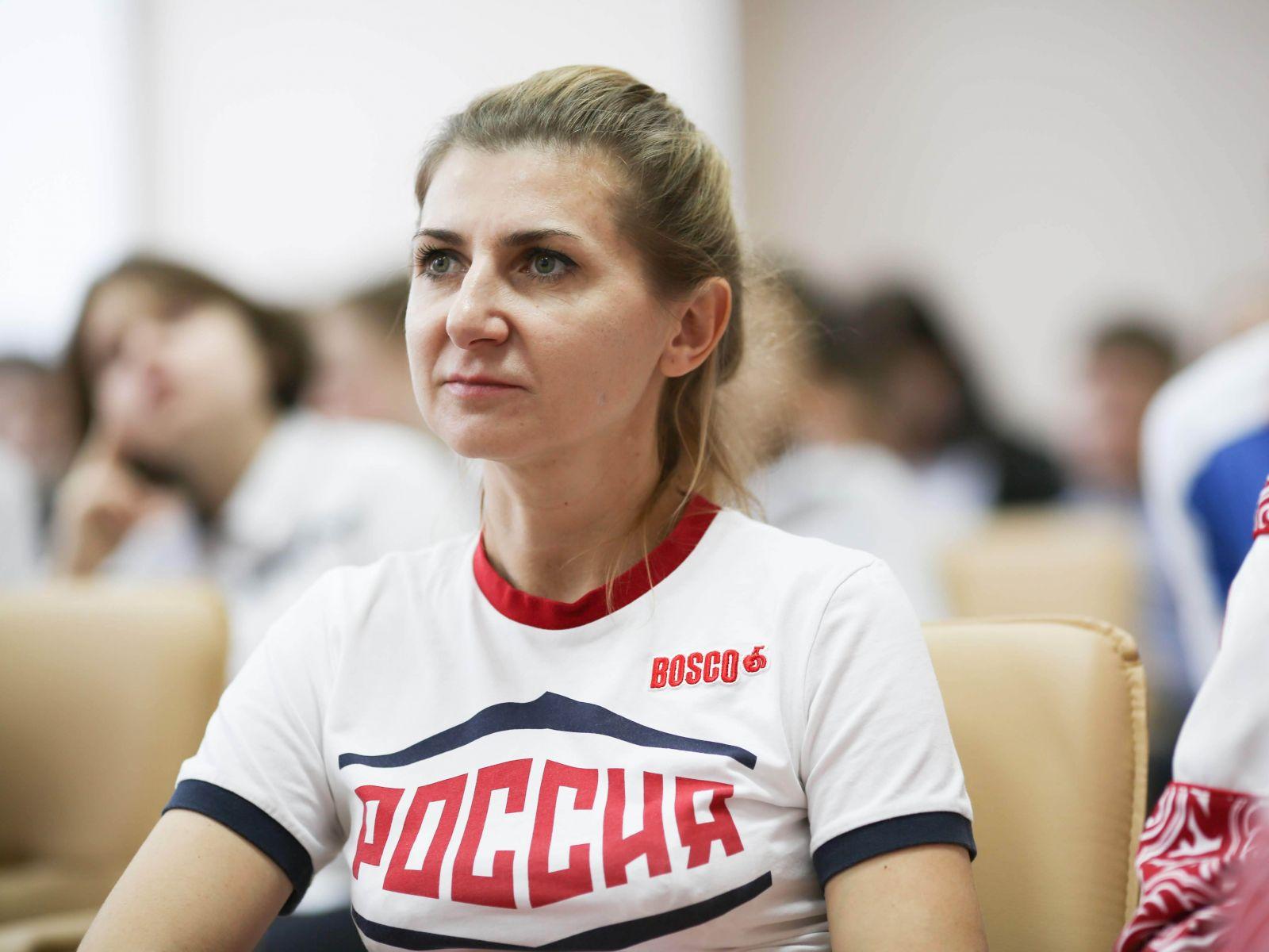 Старший тренер сборной команды России по велоспорту лиц с ПОДА Е.Ф. Мухортова: «На чемпионате мира на треке в Канаде мы выступили достойно»