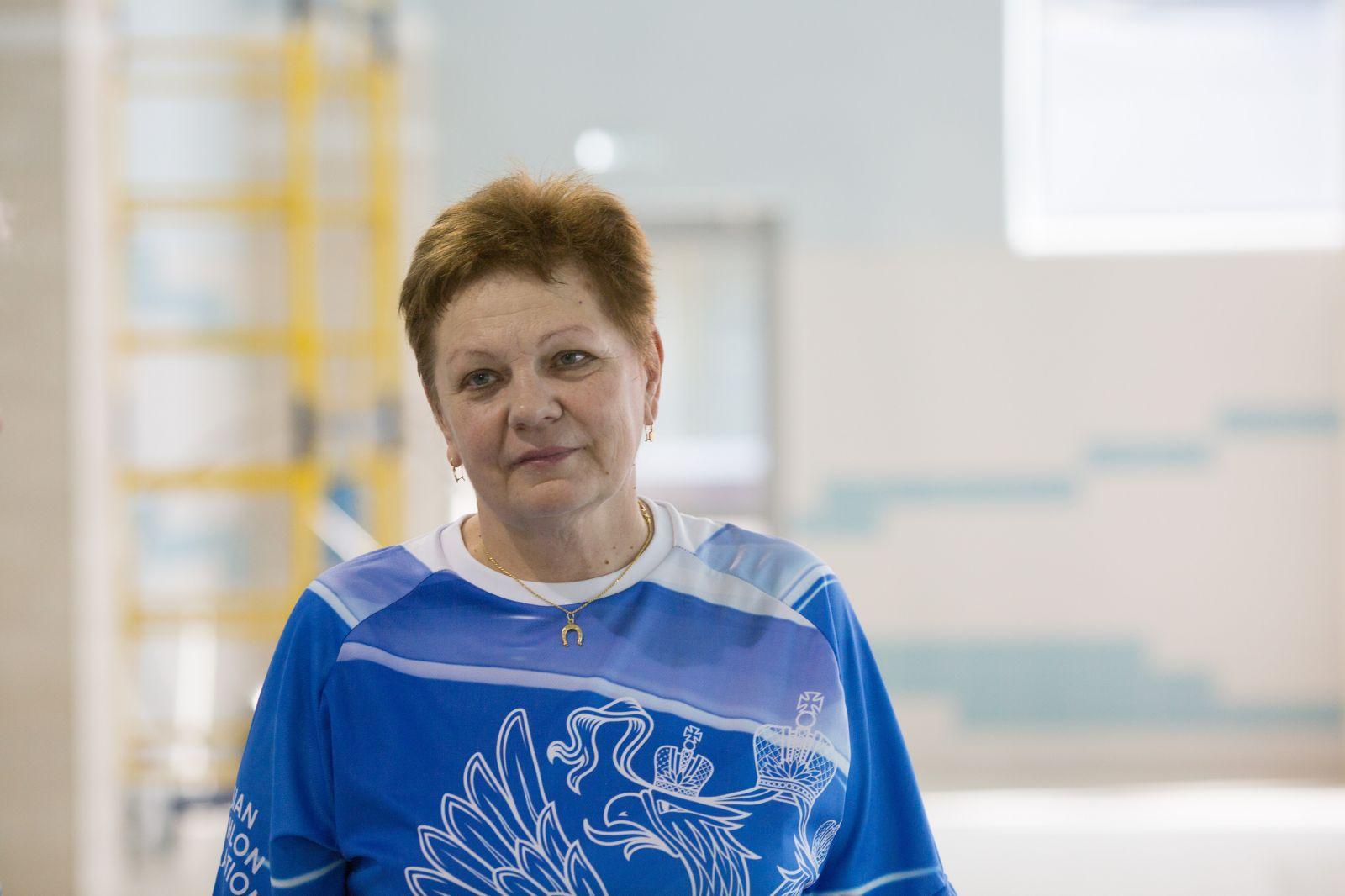 Старший тренер сборной команды России по паратриатлону М.Ю. Никитина подвела итоги чемпионата мира