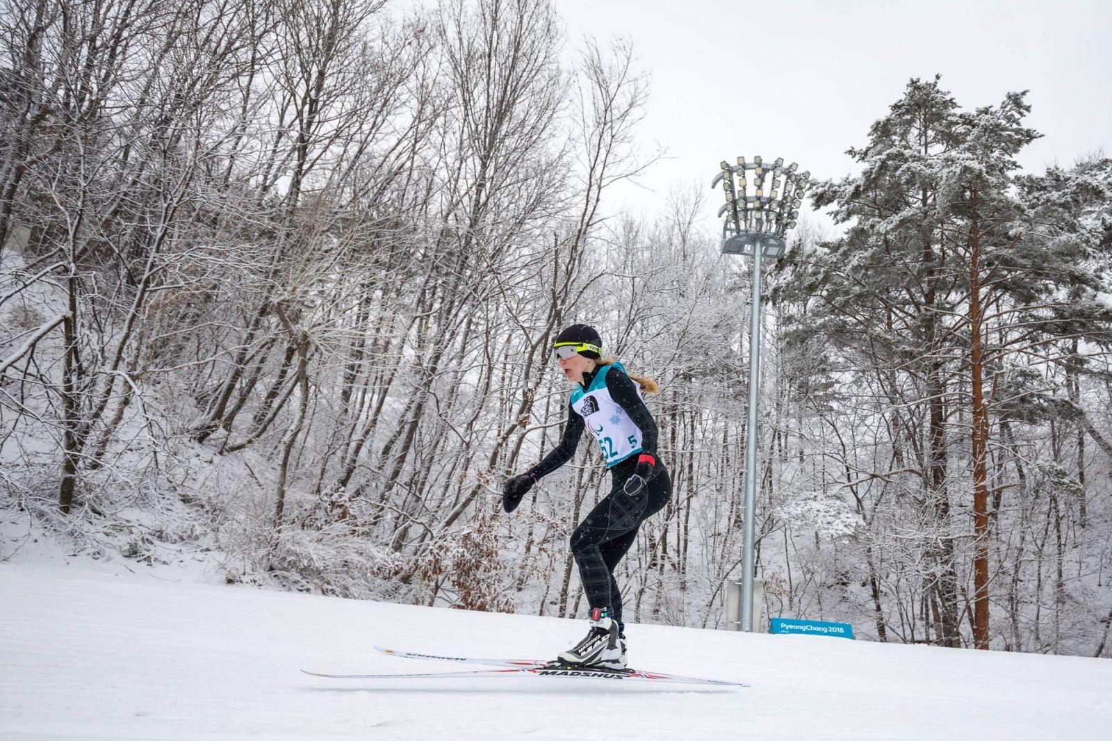 Паралимпиада-2018. 8 день. Екатерина Румянцева завоевала серебряную медаль в лыжных гонках на дистанции 7,5 км классическим стилем