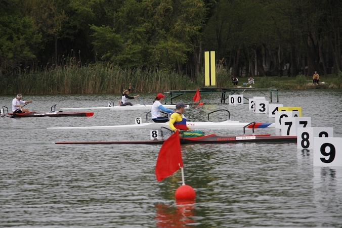 Мария Никифорова завоевала серебряную медаль во второй день чемпионата мира по параканоэ в Чехии