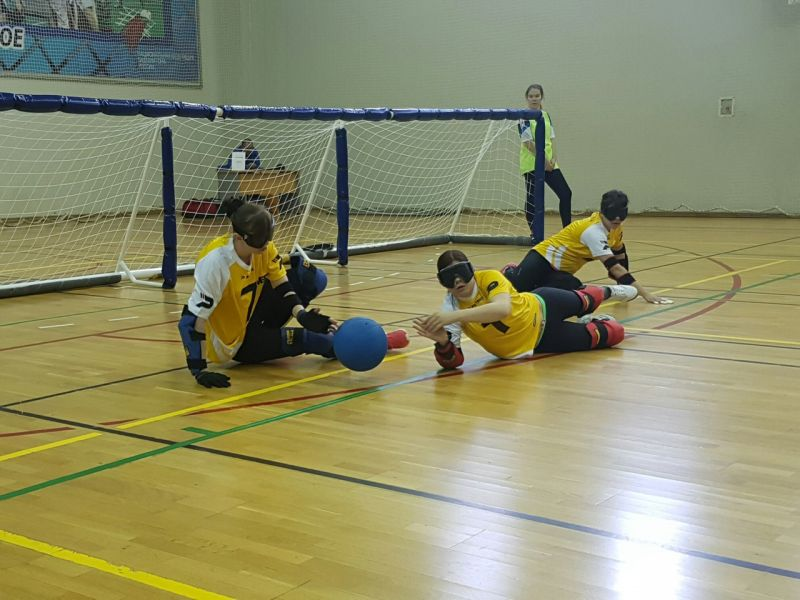 Женская сборная России по голболу на международном турнире в Швеции будет защищать звание победителя соревнований 2016 года
