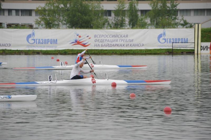 Сборная России выиграла три золота и заняла первое общекомандное место на Кубке мира по гребле на байдарках и каноэ спорта лиц с ПОДА