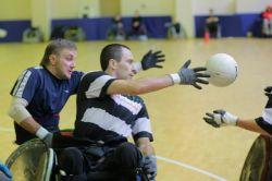 Сборные Москвы и Московской области/Ростовской области лидируют на чемпионате России по регби на колясках