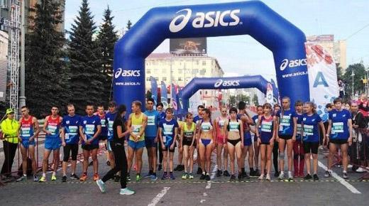 В Екатеринбурге завершился чемпионат России по легкой атлетике в беге на шоссе среди лиц с ИН