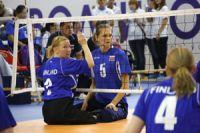Женская сборная команда России по волейболу сидя вылетела в г. Будапешт для участия в международных соревнованиях