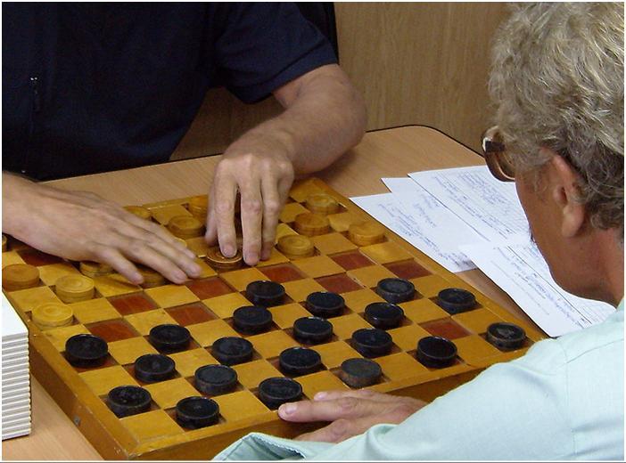 В Костроме состоится командный чемпионат России по русским шашкам спорта слепых