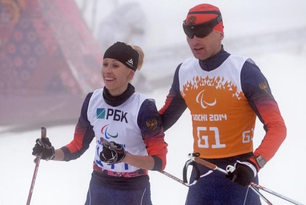 """Михалина Лысова завоевала """"золото"""" в биатлонной гонке на 10 км"""