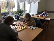 The winners of the Russian Draughts Championship among VI Athletes have been determined.