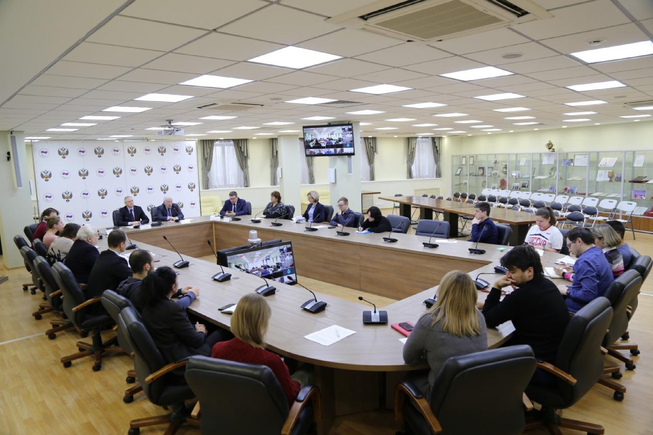 Пресс-релиз по итогам заседания Исполкома Паралимпийского комитета России 30 декабря 2019 года
