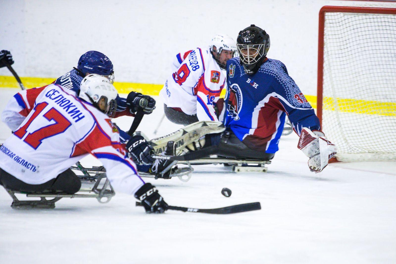 В Сочи пройдет международный турнир - Кубок континента по хоккею-следж 2019