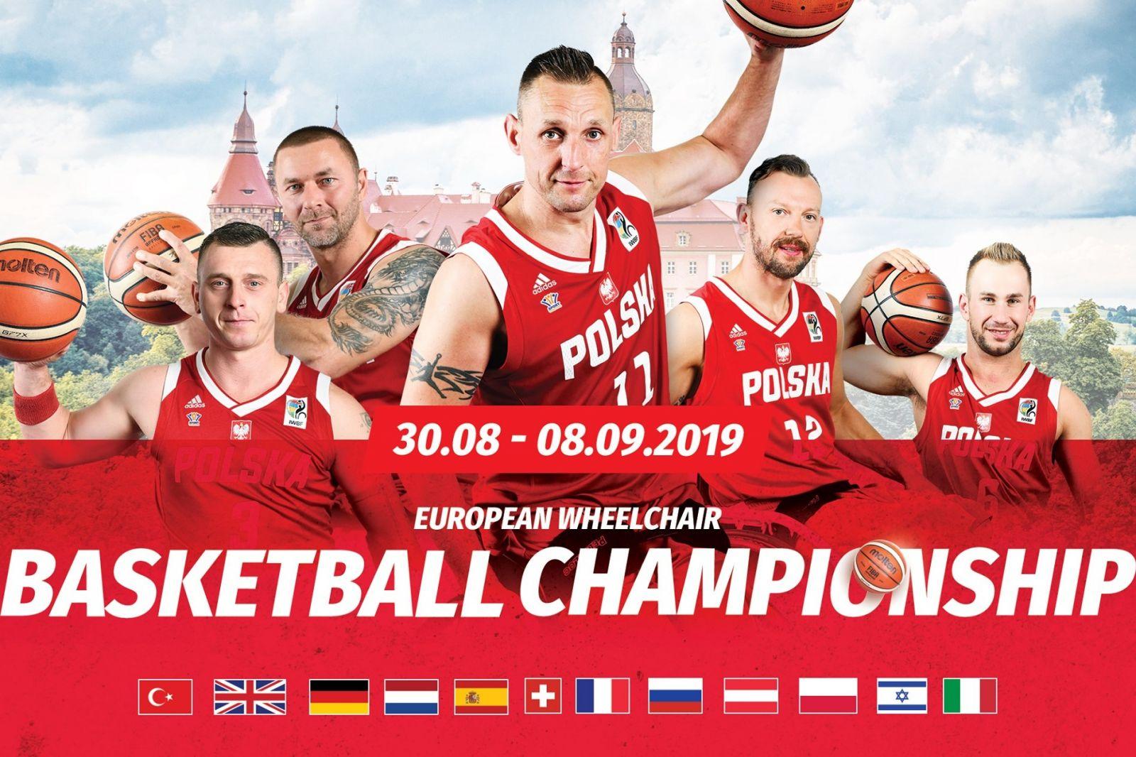Сборная команда России по баскетболу на колясках приняла участие в чемпионате Европы в дивизионе А