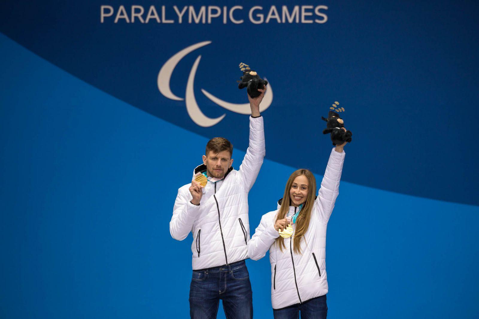 Российские спортсмены заняли 2 общекомандное место на XII Паралимпийских зимних играх 2018 года в г. Пхенчхан
