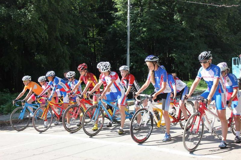 Три мужских и три женских экипажей примут участие в Кубке России по велоспорту-тандем на шоссе среди лиц с нарушением зрения