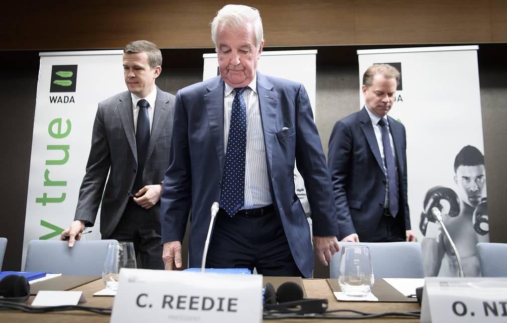 ТАСС: WADA приняло к сведению решение общего собрания членов РУСАДА