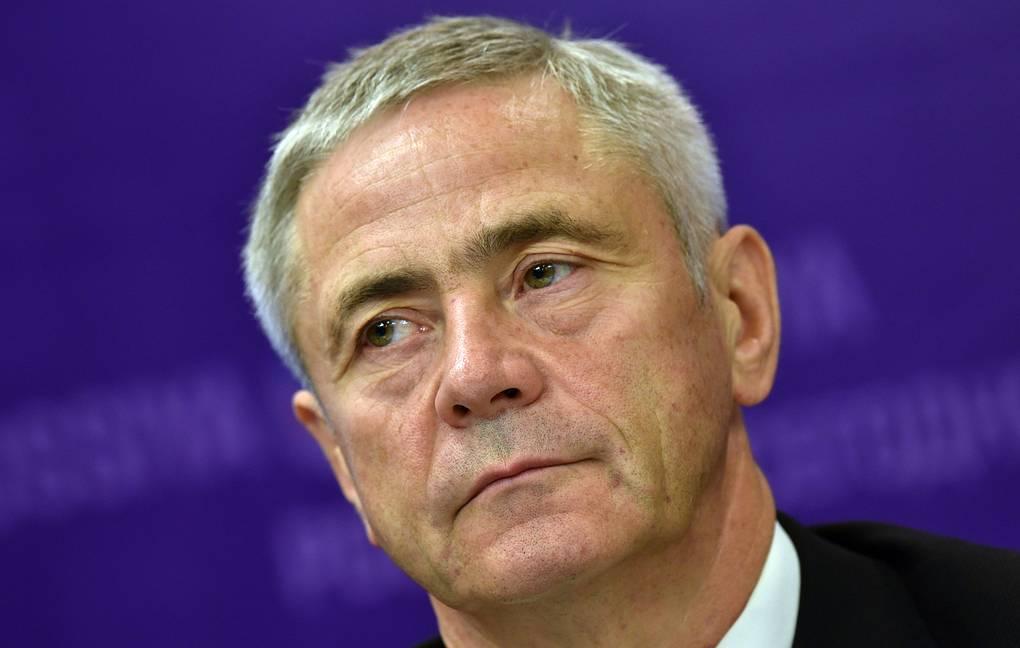 ТАСС: П.А. Рожков утвержден на должность главы российской делегации на Паралимпиаде-2020