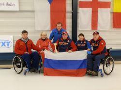 Тренерский штаб сборной России по керлингу доволен выступлениями на турнирах в Канаде