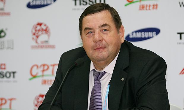 ПКР поздравляет В.Б. Шестакова с переизбранием на должность президента Российской ассоциации спортивных сооружений