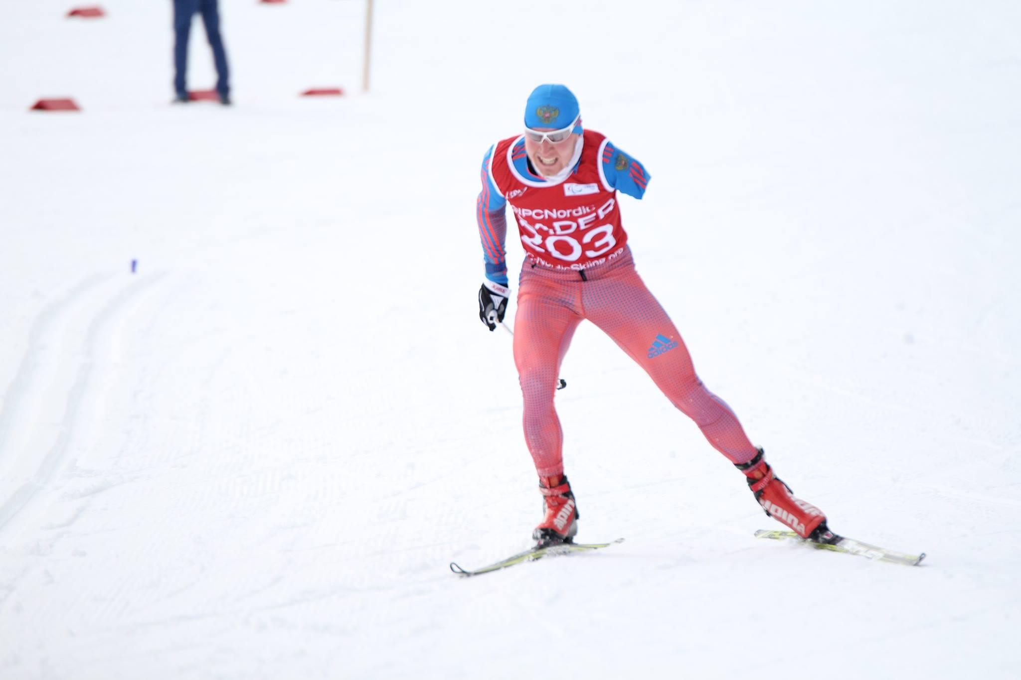 Россияне завоевали шесть золотых медалей в стартовые дни Кубка мира IPC по лыжным гонкам и биатлону в Финляндии