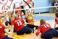 Российские волейболистки вышли в финал чемпионата Европы и поспорят за золотые медали и путевку на Паралимпиаду-2016