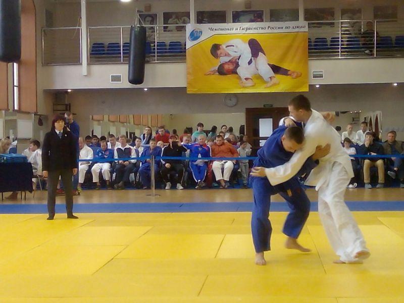 Определены победители чемпионата и первенства России по дзюдо спорта ЛИН