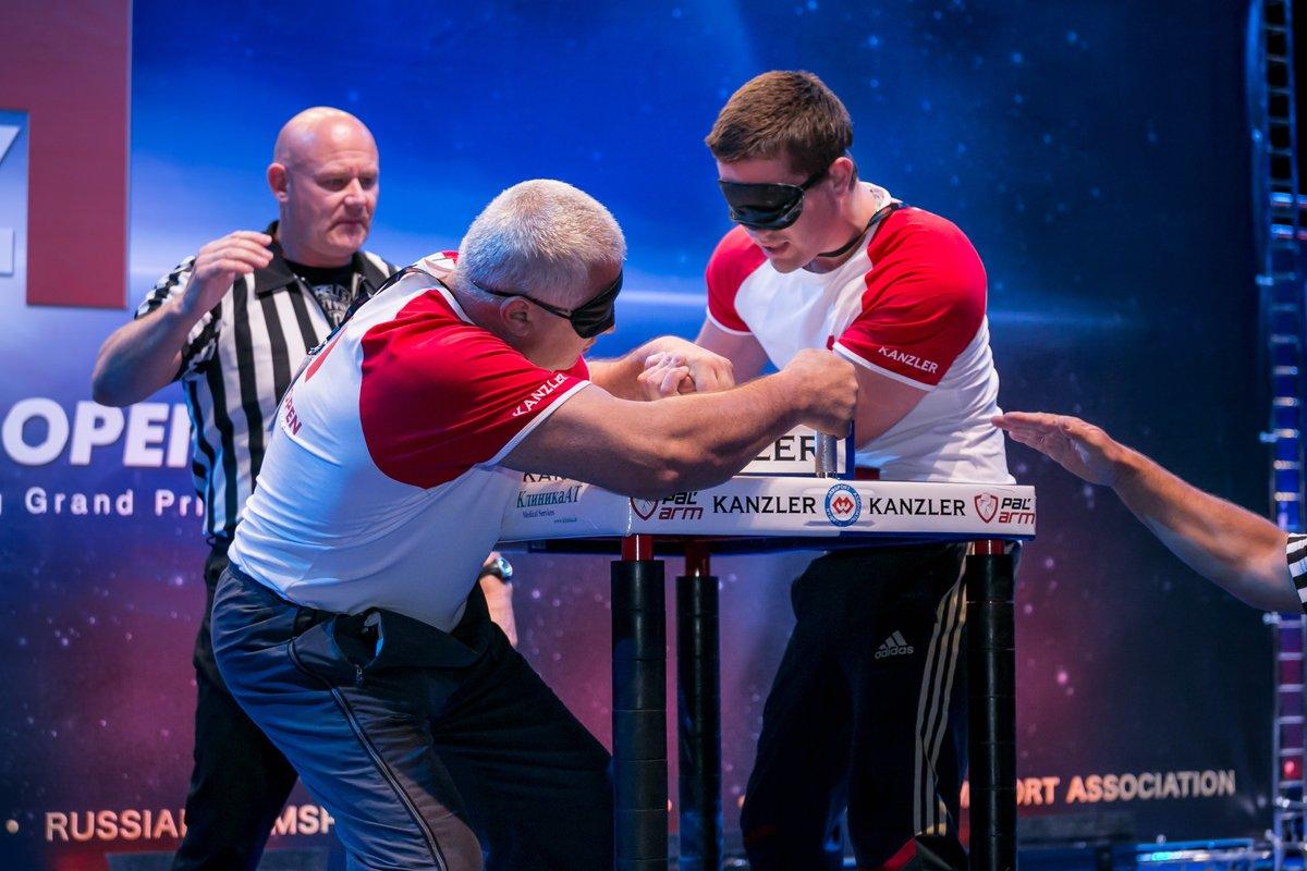 В Ярославской области завершился чемпионат и Первенство России по армспорту, проводимые Федерацией спорта слепых