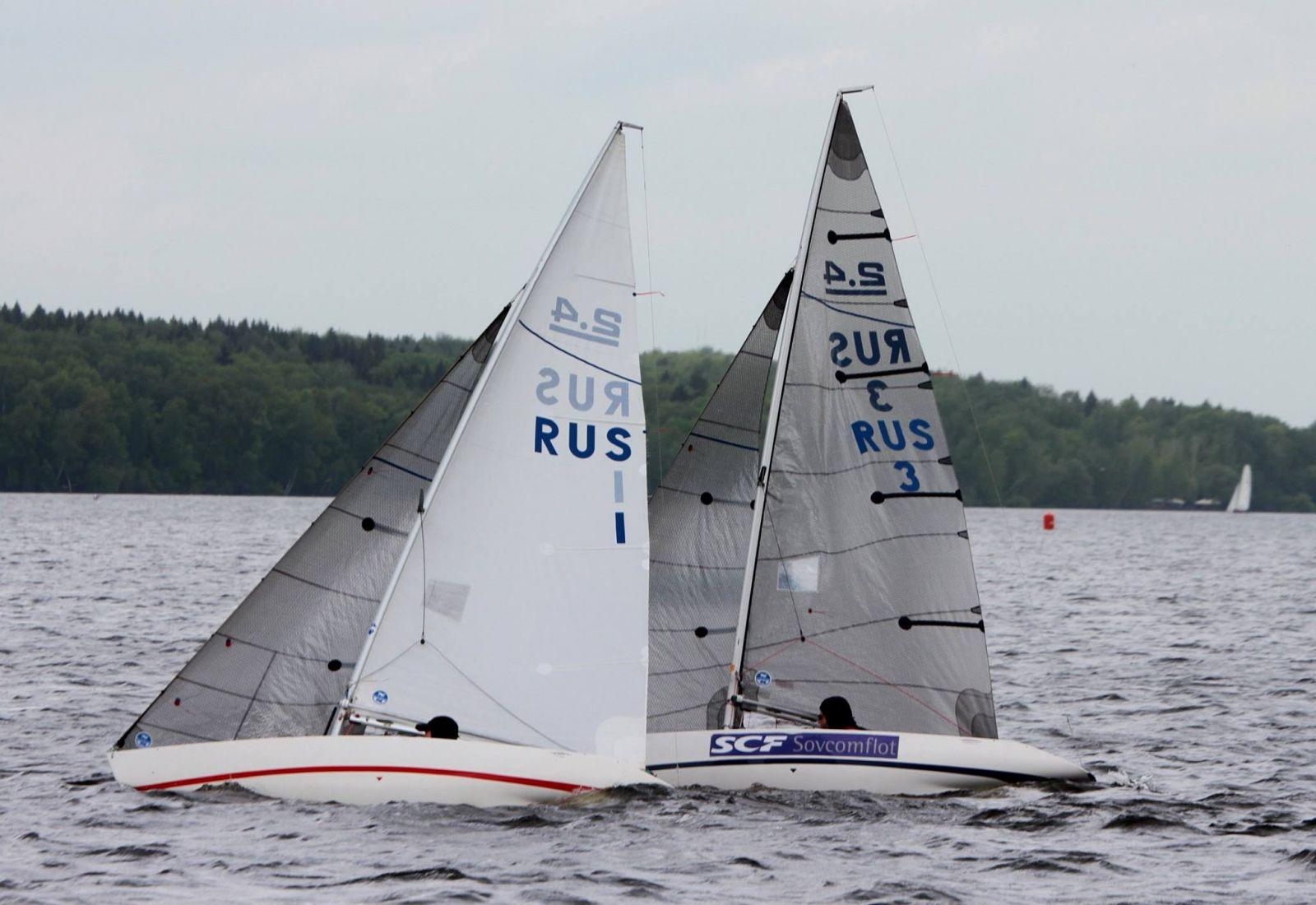 Ведущие яхтсмены страны по итогам 12 гонок определят победителей и призеров чемпионата России по парусному спорту среди лиц с ПОДА