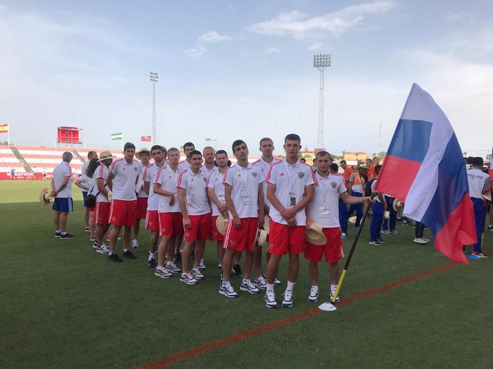В Испании стартовал чемпионат мира по футболу ЦП