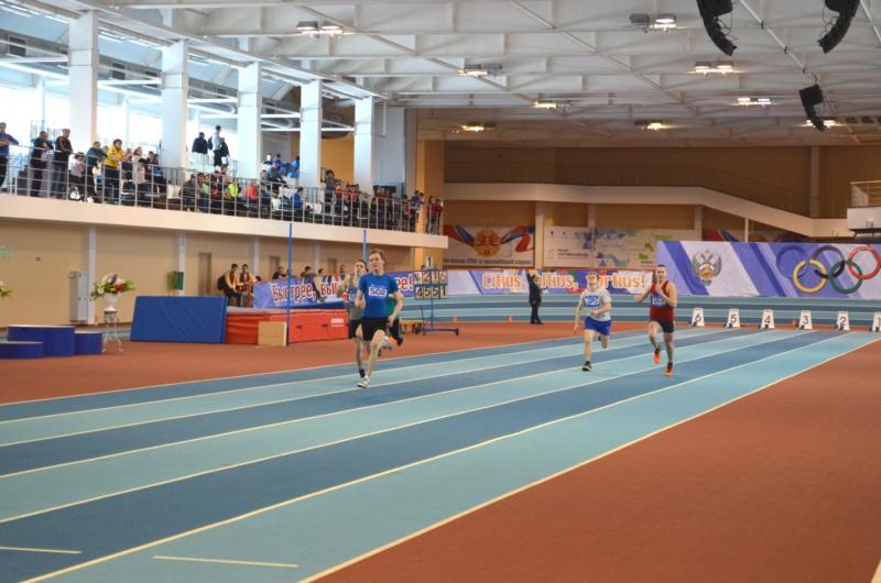 Легкоатлетка Неделько одержала три победы на всероссийских соревнованиях в Чувашии