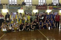 Sverdlovsk Region Team is champion of Russia in basketball for persons with intellectual disabilities