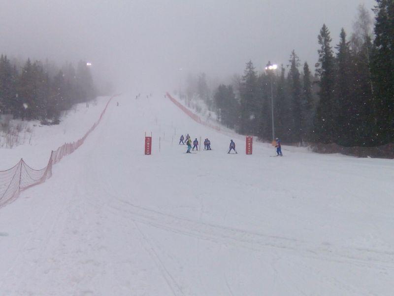 Екатерина Сазонова и Семен Ксенык стали абсолютными победителями чемпионата России по горнолыжному спорту ЛИН