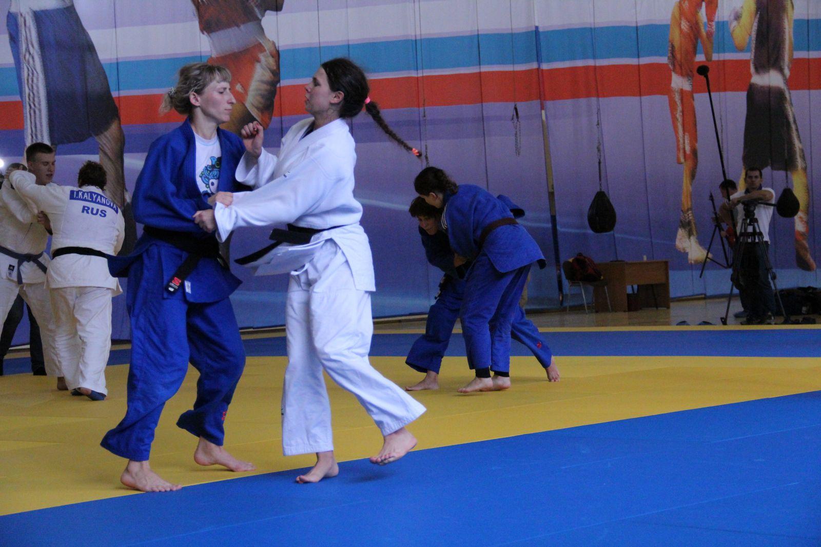 Сильнейшие дзюдоисты спорта слепых поспорят за награды чемпионата России в Ульяновске