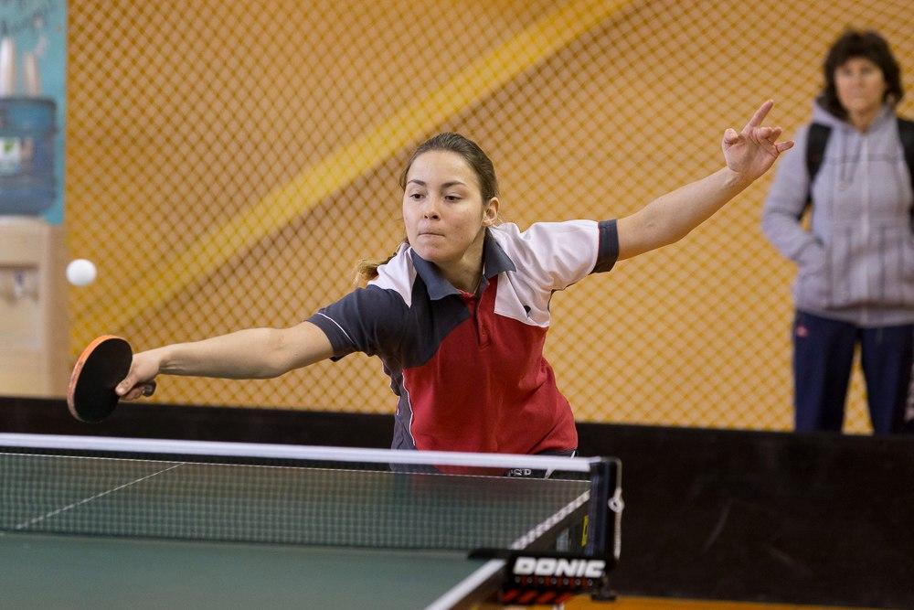 Первенство России по настольному теннису спорта лиц с ПОДА проходит в Чебоксарах