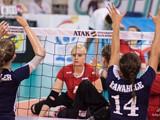 Женская сборная команда России по волейболу сидя выиграла международный турнир в Венгрии