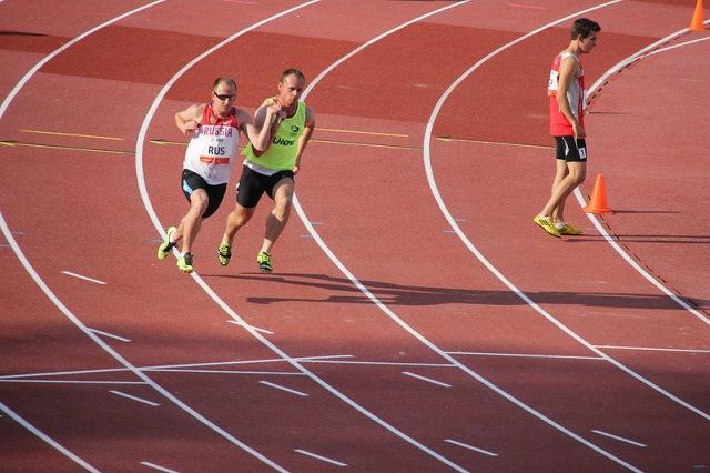 В четвертый  соревновательный день на чемпионате мира по легкой атлетике спорта лиц с поражением опорно-двигательного аппарата, спорта слепых и спорта лиц с интеллектуальными нарушениями в г. Лионе (Франция) российские атлеты завоевали 4 золотых, 1 серебр