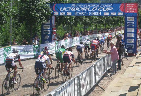 В Италии завершился первый этап Кубка мира по велоспорту среди спортсменов с поражением опорно-двигательного аппарата (дисциплина - шоссе)