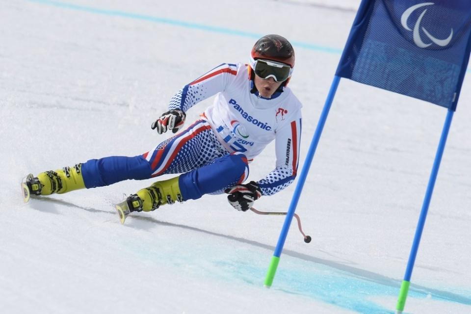 Послы паралимпийского спорта. Алексей Бугаев