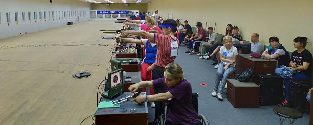 Сильнейшие спортсмены страны поведут борьбу за медали чемпионата России по пулевой стрельбе спорта лиц с ПОДА в Краснодаре