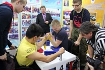 National Championships in para-armsport is taking place in moscow