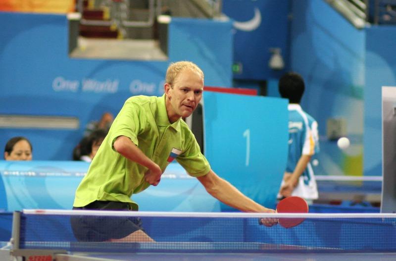 Сборная команда России по настольному теннису спорта лиц  с ПОДА завоевала 1 золотую, 1 серебряную и 4 бронзовые медали на международных соревнованиях в Испании