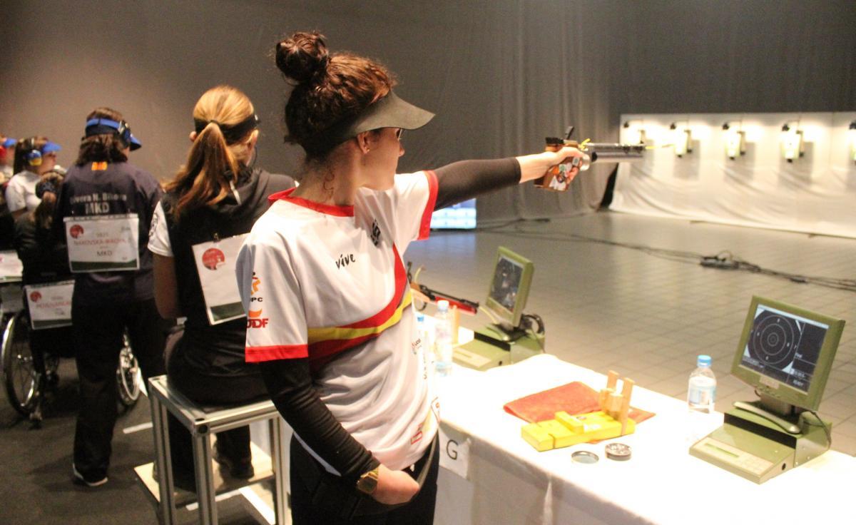 Чемпионат Европы по пулевой стрельбе МПК в Словении был отменен