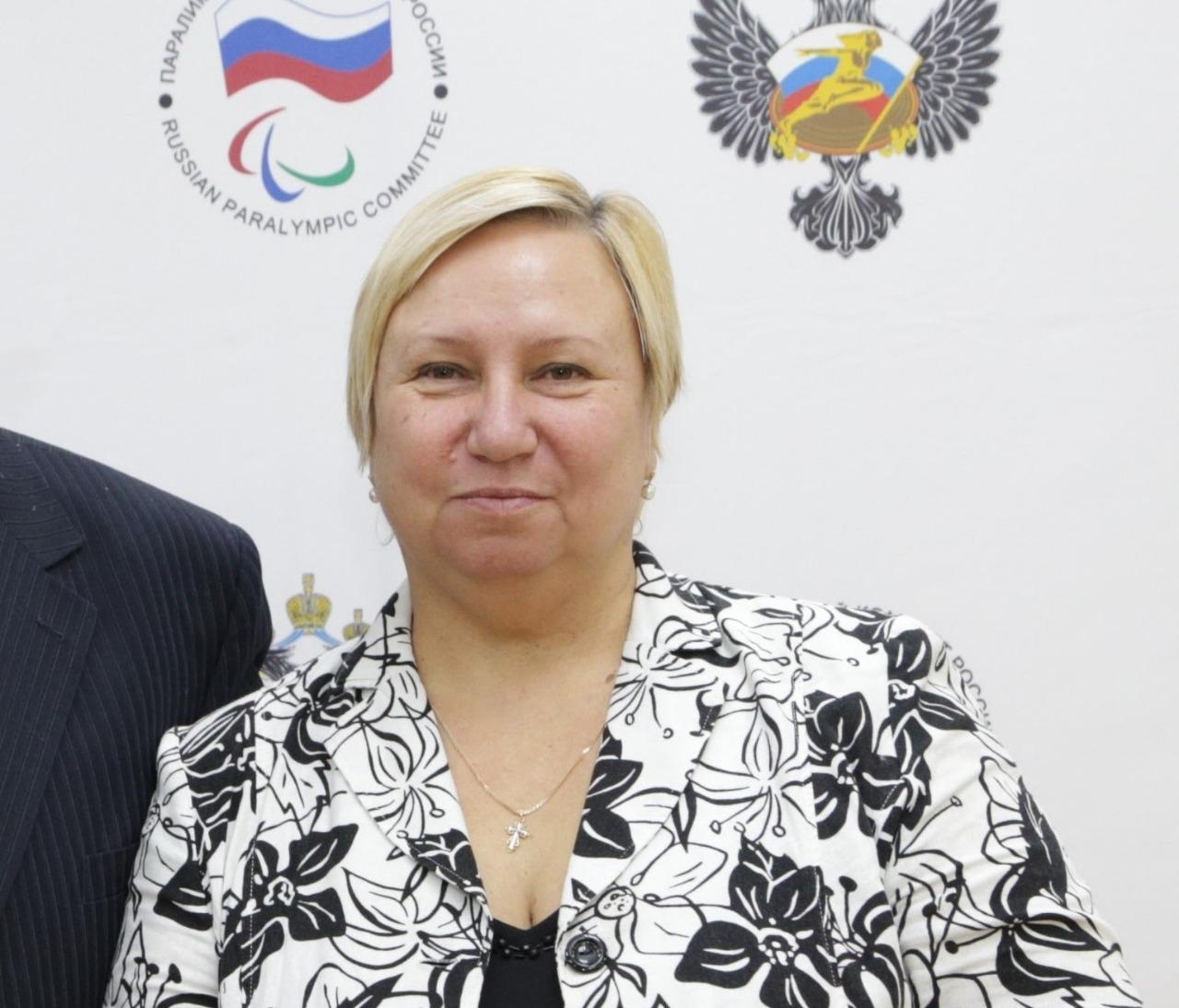 Поздравление президента ПКР В.П. Лукина председателю РО ПКР в Саратовской области С.А. Борисовской в связи с Юбилеем