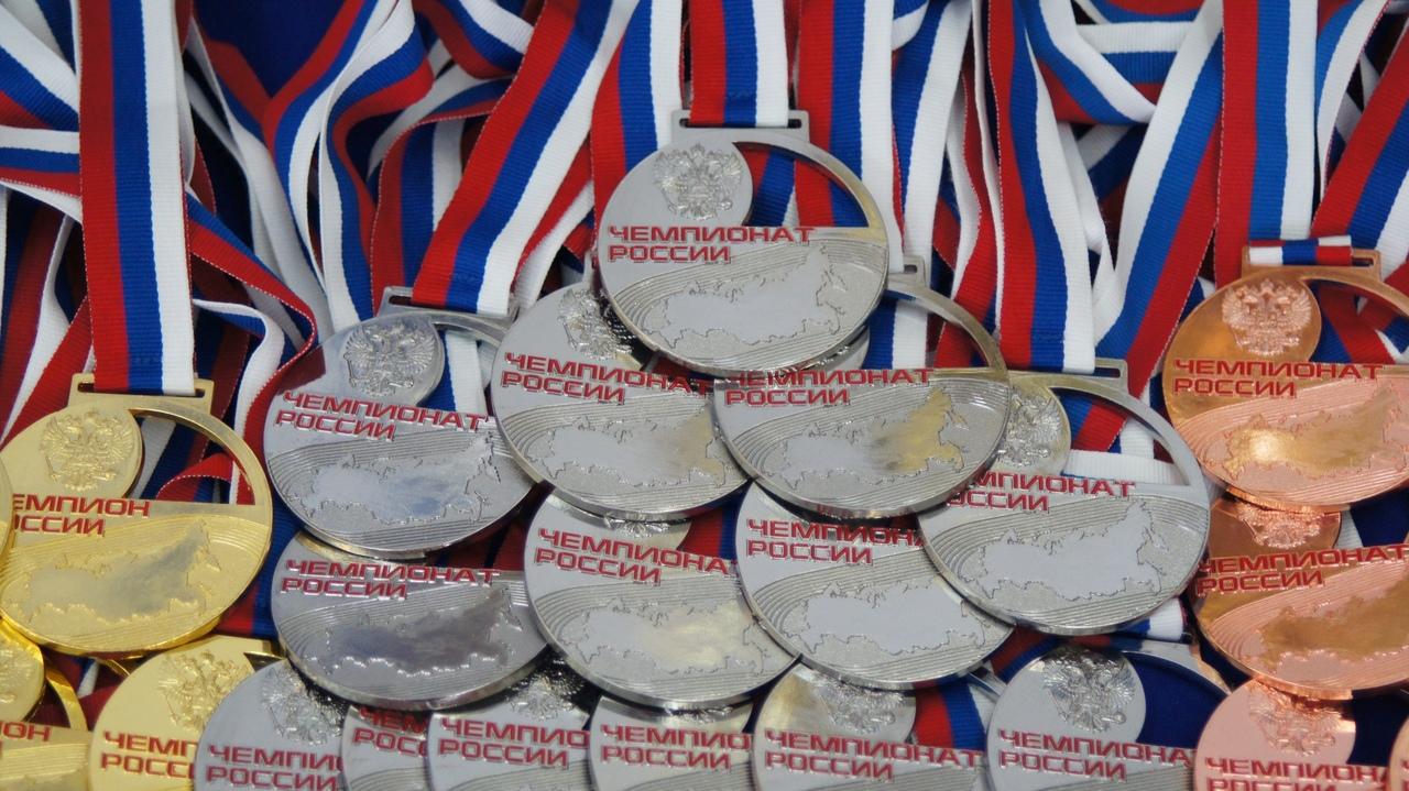11 рекордов России было установлено на чемпионате России по пауэрлифтингу спорта лиц с ПОДА в Брянске
