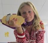 Паралимпийский комитет России поздравляет с Днем рождения <b>Маргариту Гончарову </b>, трехкратную  чемпионку, серебряного и бронзового призера Паралимпийских игр по легкой атлети